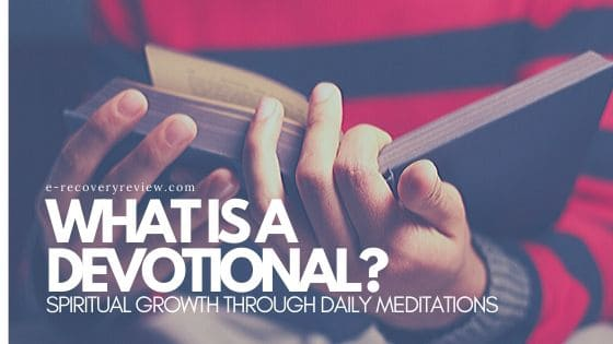 What Is A Devotional what is a devotional