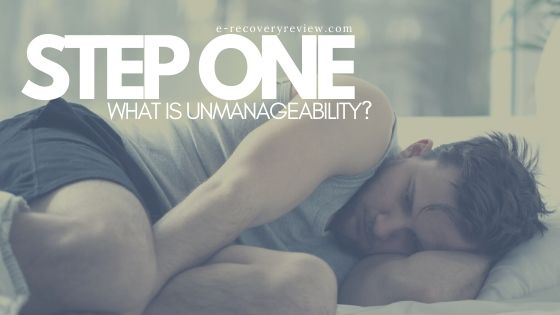 what is unmanageability