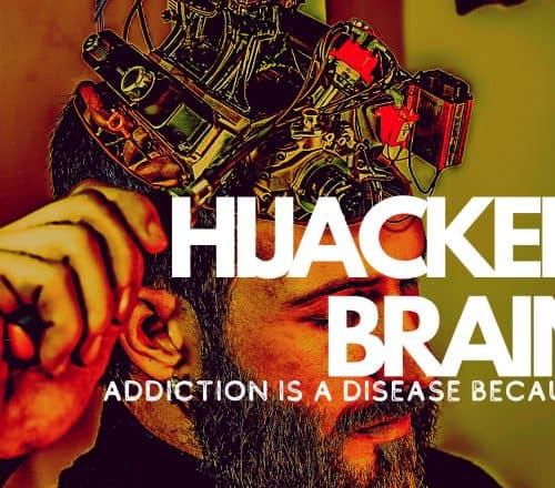 hijacked brain