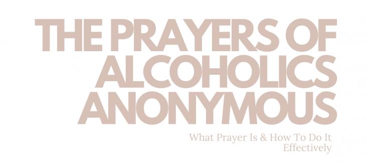 aa prayer