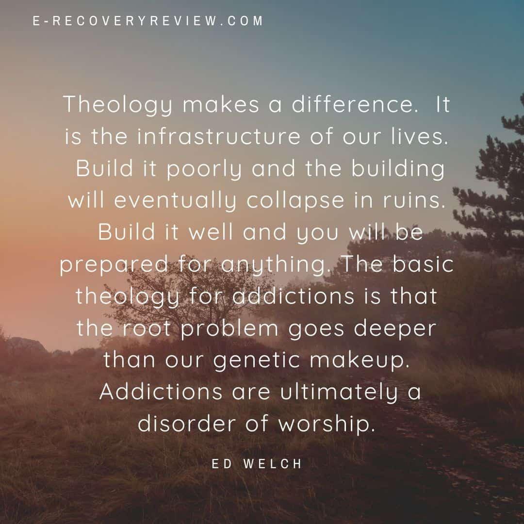 Christians And Addiction