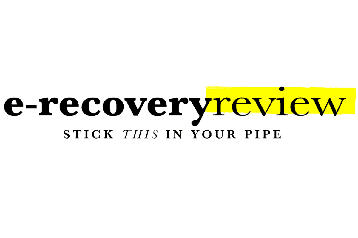Copy of Copy of Copy of Copy of erecoveryreview logo hijacked brain