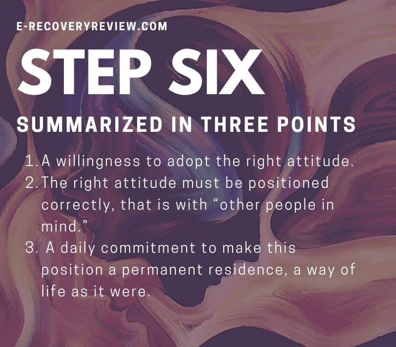 step 6 aa