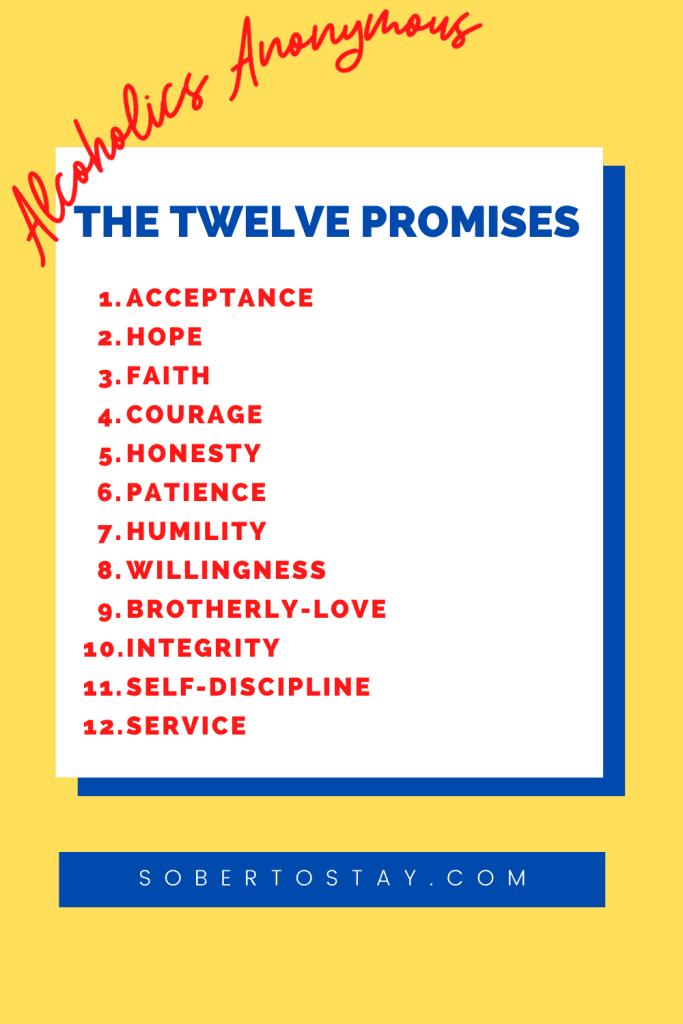 twelve step principles aa