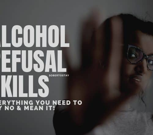 a grief observed summer 3 refusal skills for alcohol