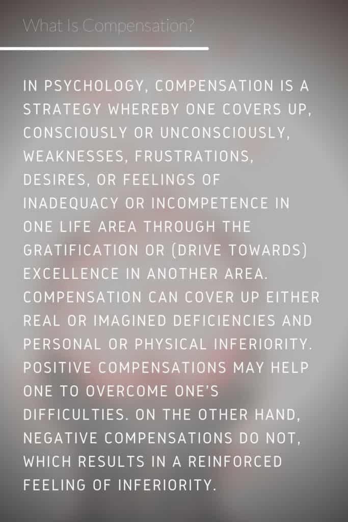 what is compensation 1 social interest
