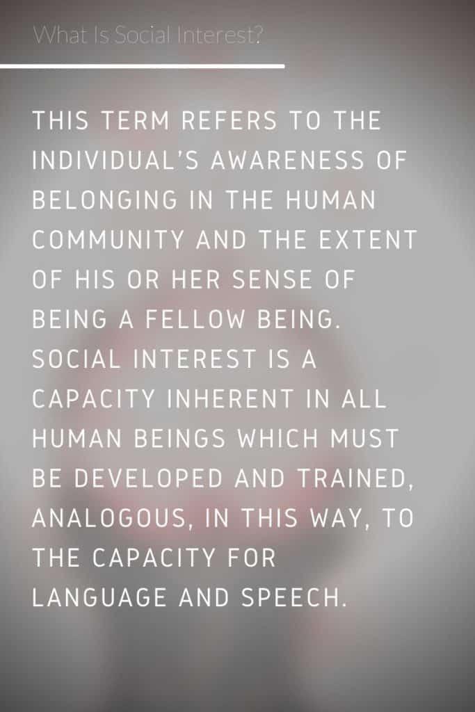 what is compensation 3 social interest