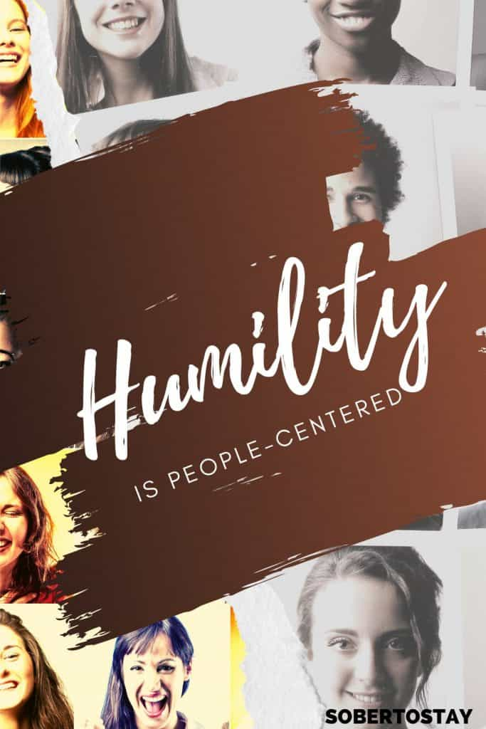 signs of humility
