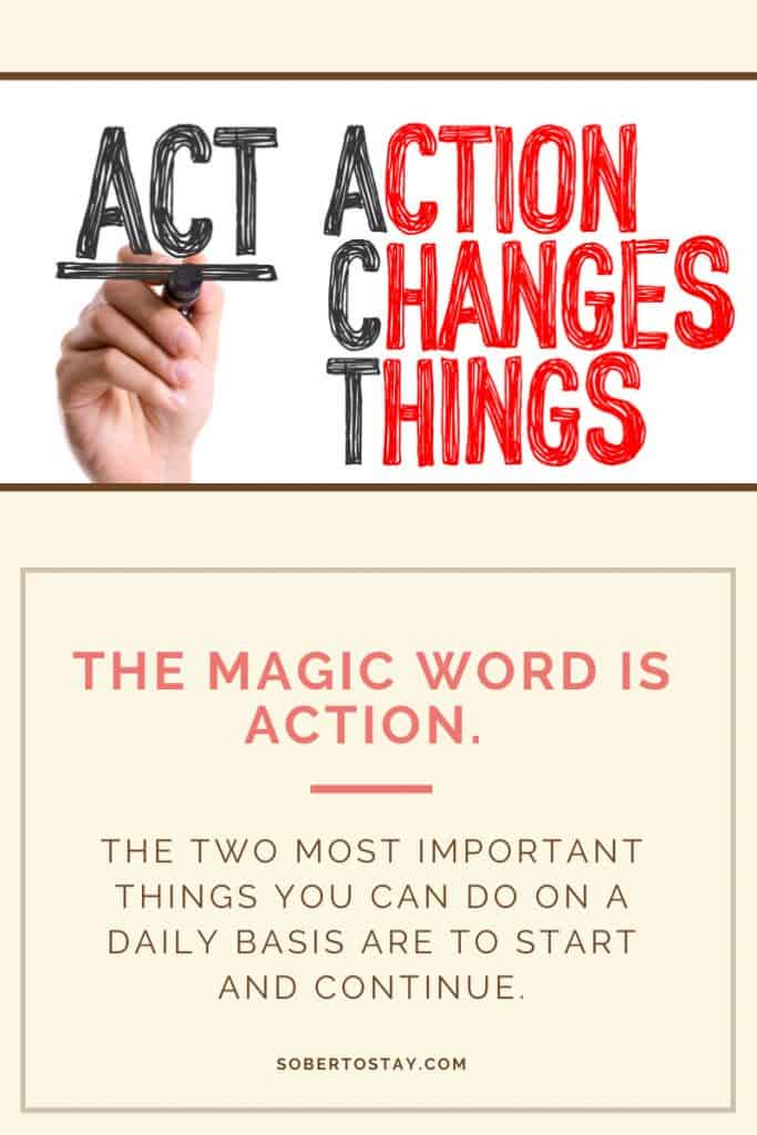 action 1 what is a devotional