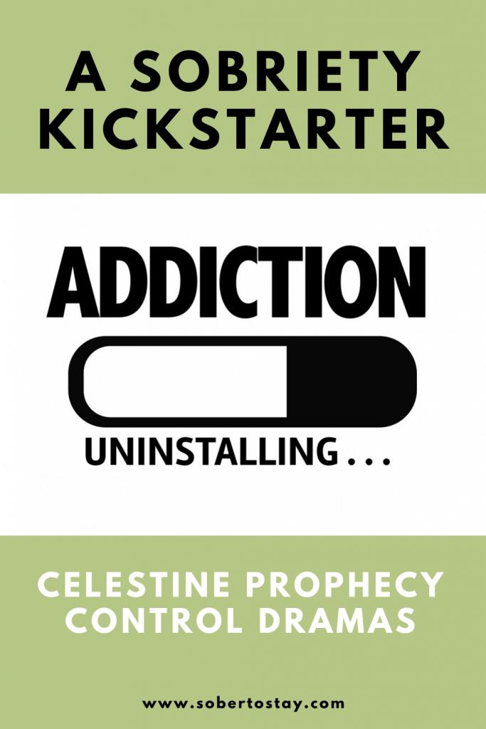 Celestine Prophecy Control Dramas