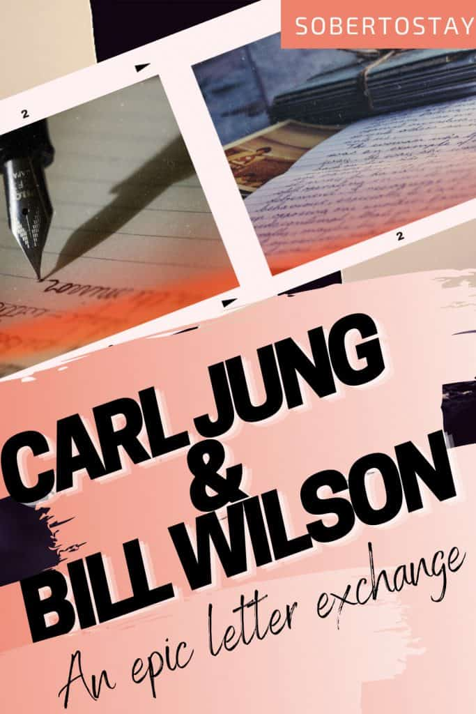 life is boring when sober 5 Dr. Carl Jung's Letter To Bill Wilson