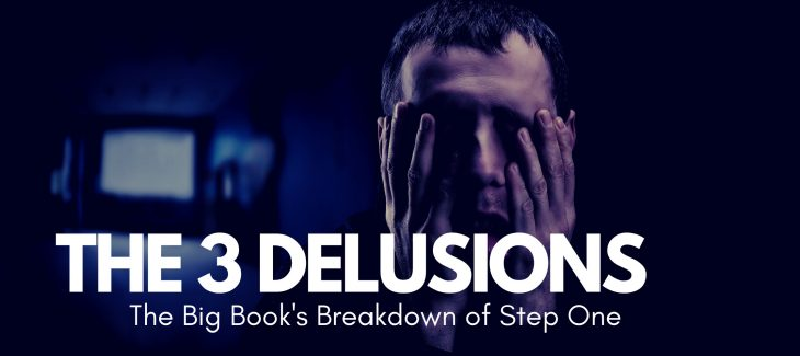 the 3 delusions